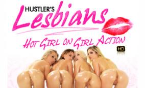 Hustler Lesbian