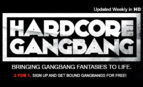 Hardcore Gangbangs