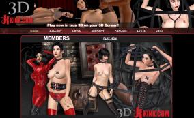 3D Kink