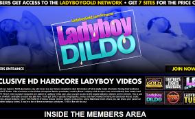 Ladyboy Dildo
