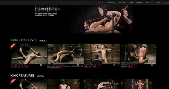 Great adult website if you're up for hot BDSM Hd porn videos