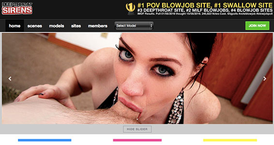 Best porn website to get top notch blowjob content