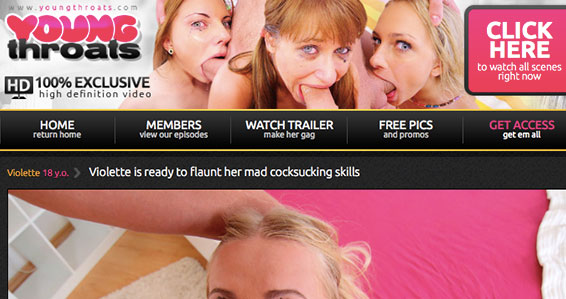 Nice adult website to watch stunning blowjob HD videos