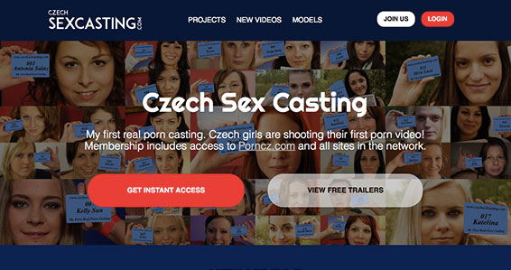 Nice xxx website featuring stunning casting content