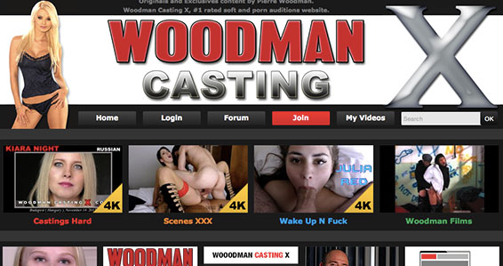 Best xxx website with hot casting content