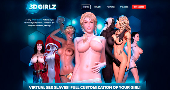 Recommended adult site to have fun with stunning 3D animation material