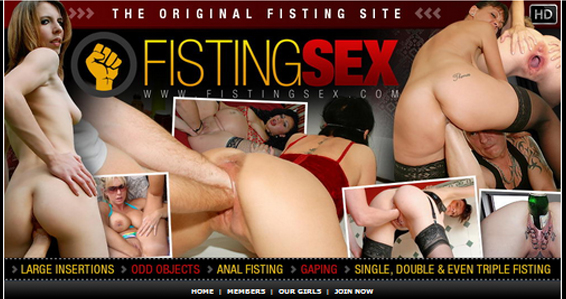 Most popular adult site to enjoy awesome fisting videos