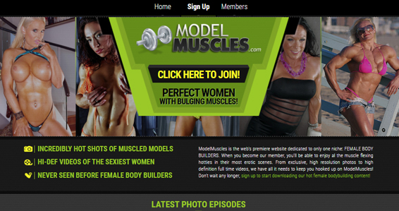 Amazing adult website with awesome bizarre content